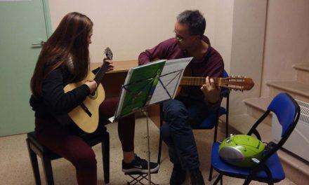 Classes de Guitarra Clàsica