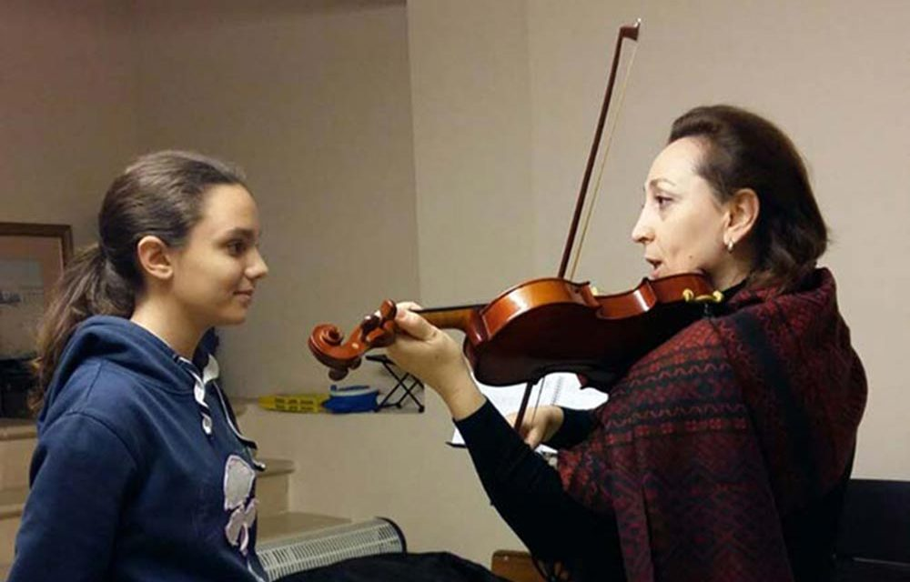Clases personalizadas de Violín – Escuela de Música Emar Barcelona