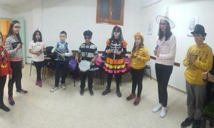 Carnestoltes 2017 en Escola de Música Emar Barcelona