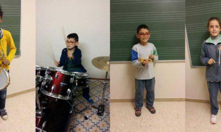 Classes de música per a nens a Barcelona
