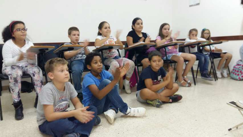 Classe oberta i audició de Guitarra