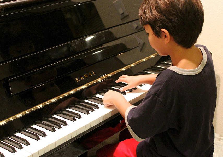 Clases de Piano Escuela de Musica Emar