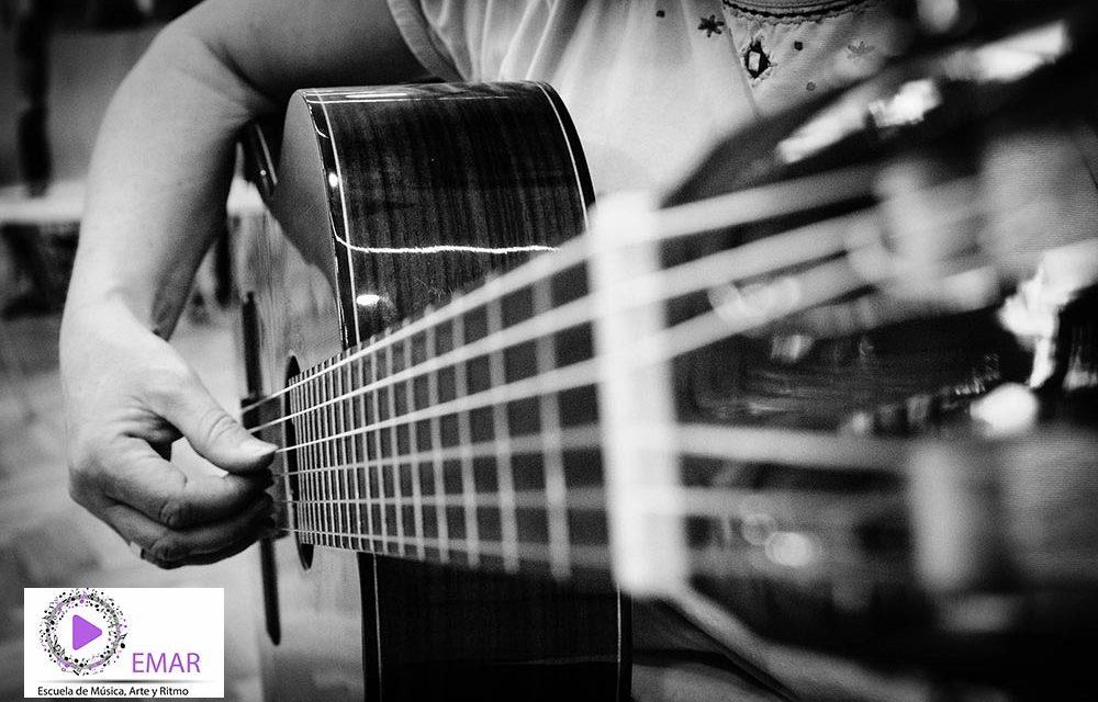 Aprèn a tocar la Guitarra