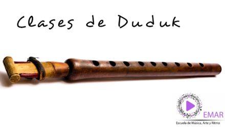 Conoces el Duduk?