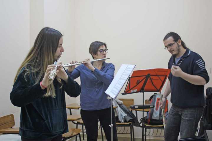 Classes de Flauta Travessera