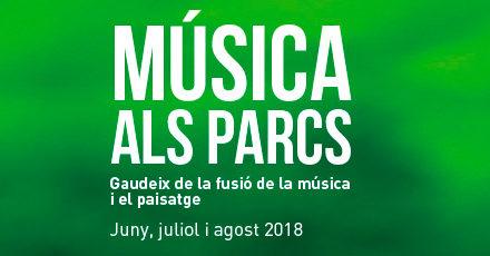 Ciclo de Música en los parques de Barcelona