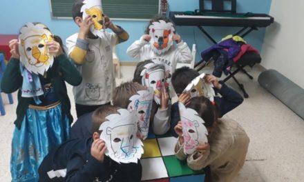 Fiesta de Carnaval en la Escuela