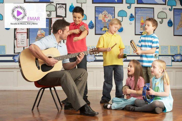 Aprender música desde Niños