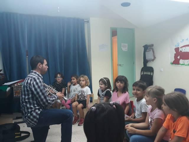 Audició de Trompeta – Grup Preparatori
