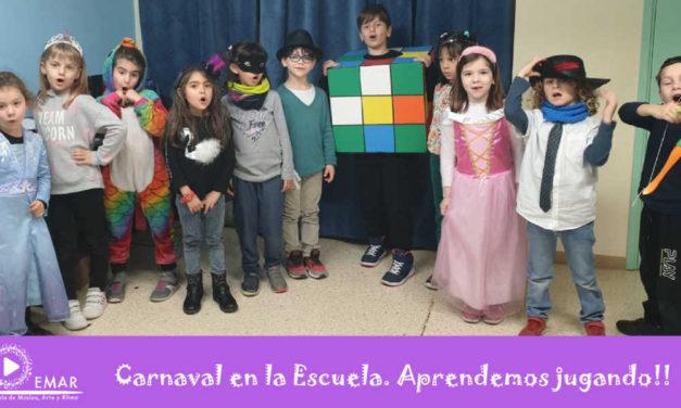 Carnaval en la Escuela
