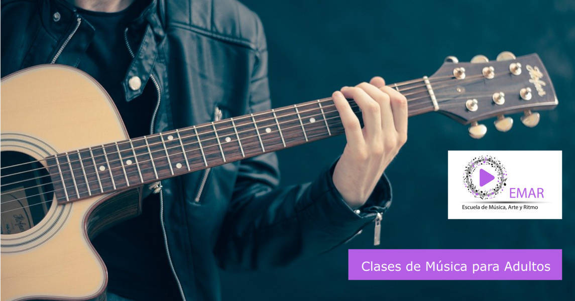 No importa la edad! aprende música en emar